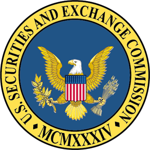 Security & Exchange Commission Seal